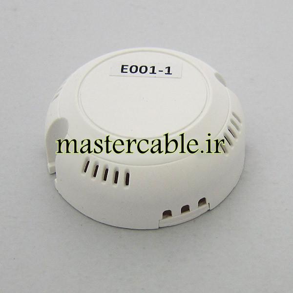 جعبه درایور گرد کندسوز مدل E001-1 با ابعاد 22×57
