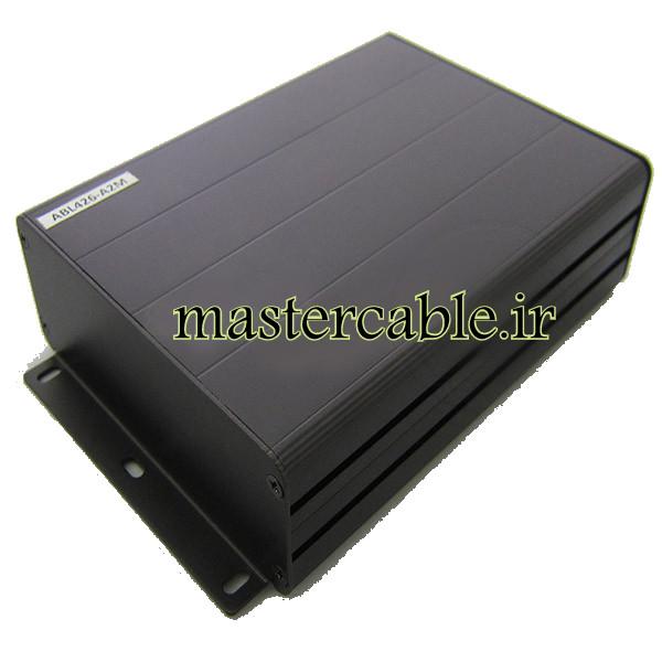 جعبه آلومینیومی کنترلر الکترونیکی ABL426-A2M با ابعاد 45×122×160