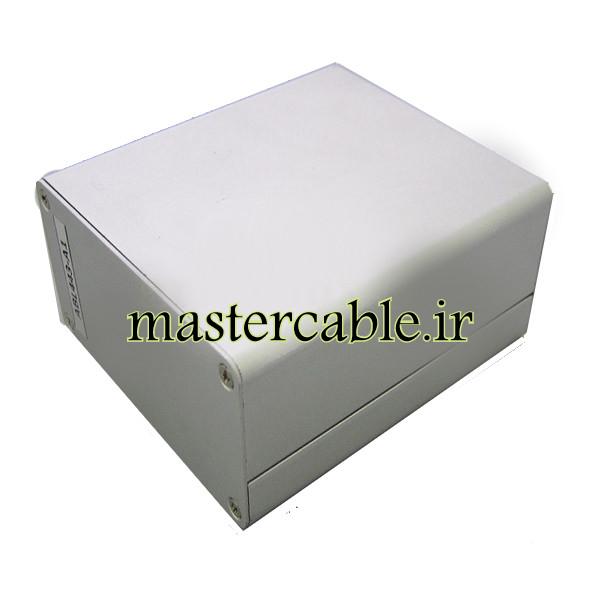 جعبه آلومینیومی ابزار الکترونیکی ABL443-A1 با ابعاد 44.2×89.6×100