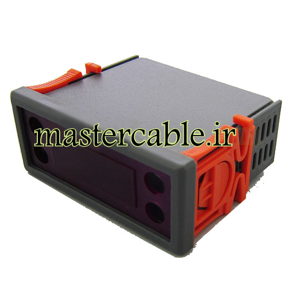 جعبه ترموستات دیجیتال پنل مدل Thermo Shell با ابعاد 34×62×77