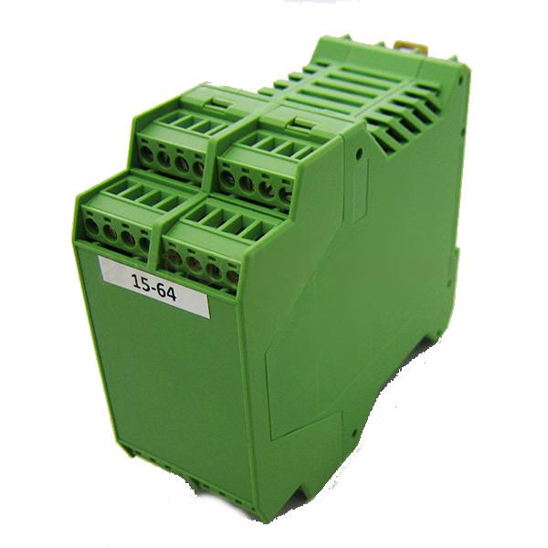 باکس ترنسمیتر ریلی عمودی 64-15 با ابعاد 45×100×112