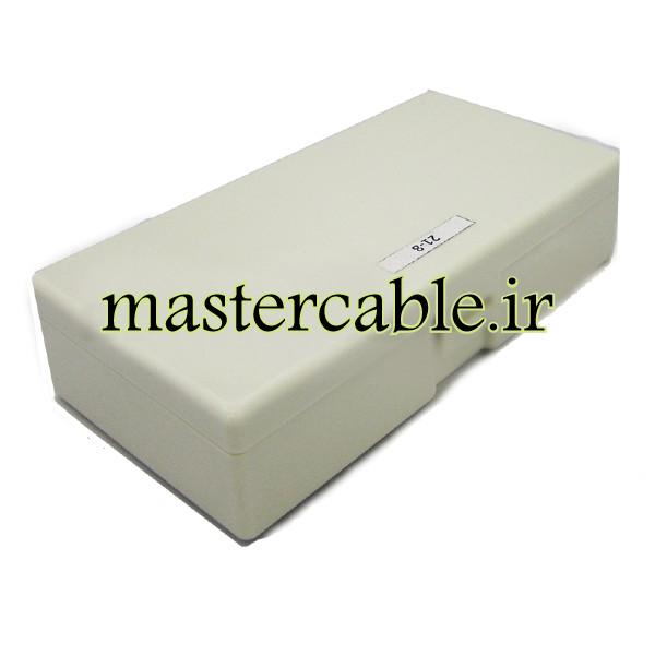 باکس پلاستیکی دستی الکترونیکی 8-21 با ابعاد 38×80×160