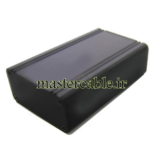 جعبه آلومینیومی تجهیزات کنترلر برق ABL402-A2 با ابعاد 28×57×90