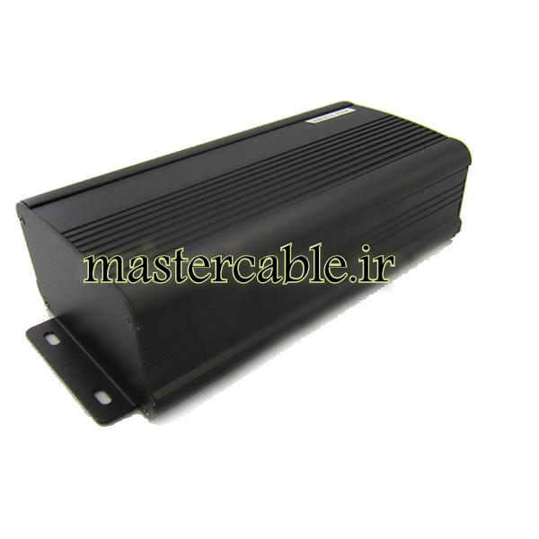 جعبه آلومینیومی اینورتر منبع تغذیه ABL414-A2M با ابعاد 55×95×180