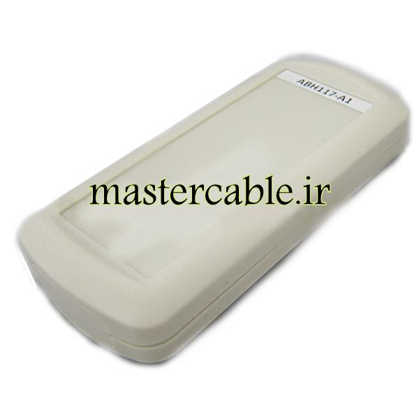 باکس الکترونیکی متوسط پرتابل دستی ABH117-A1 با ابعاد 26×60×130