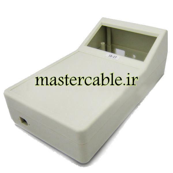 باکس شیبدار/نمایشگردار رومیزی 18-17 با ابعاد 54×104×190