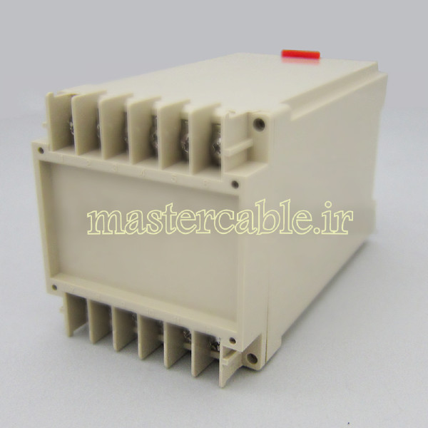 باکس الکترونیکی 12 کاناله ریلی 1-23 با ابعاد 113×65×70