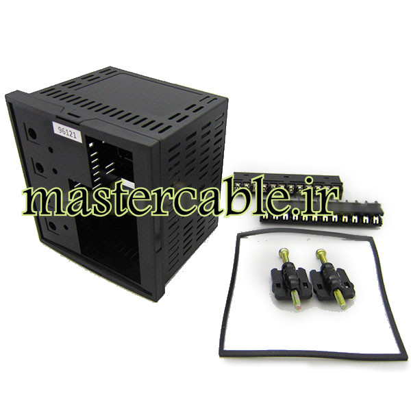 جعبه کنترلر دیجیتال چندتابعی پنلی مدل 96121 با ابعاد 88×96×96