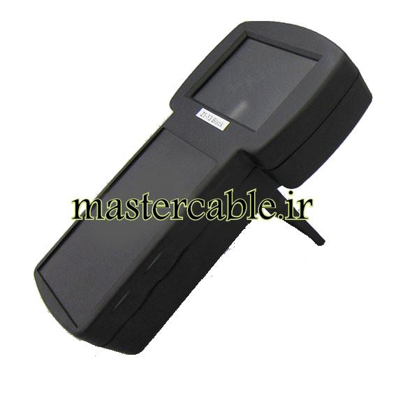 باکس دستی پلاستیکی 3.5 اینچ 21-53 Black با ابعاد 40×110×209