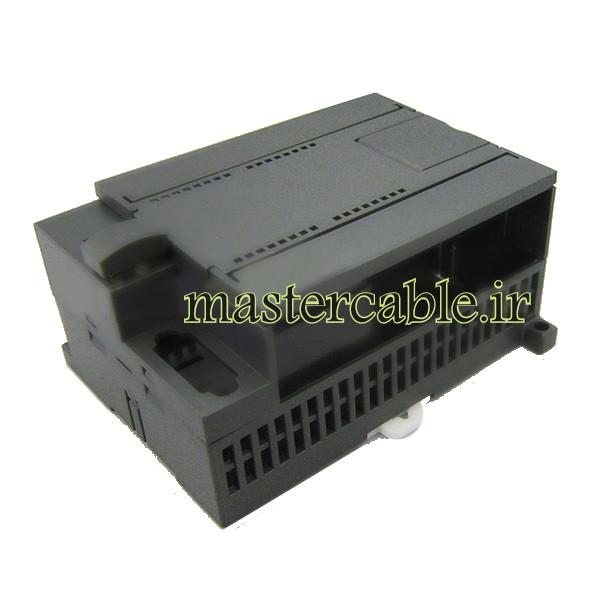 باکس کنترلر S7-200 زیمنس ریلی 50-14 با ابعاد 64×80×120