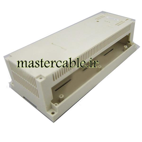 باکس کنترل PLC ریلی ABR125-A1 با ابعاد 65×110×250