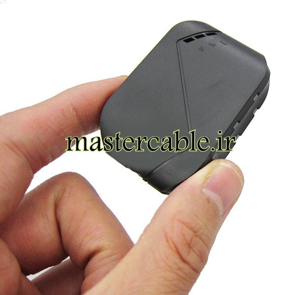 باکس دستی موقعیت یاب خودرو GPS3-A2 با ابعاد 15×43.9×62