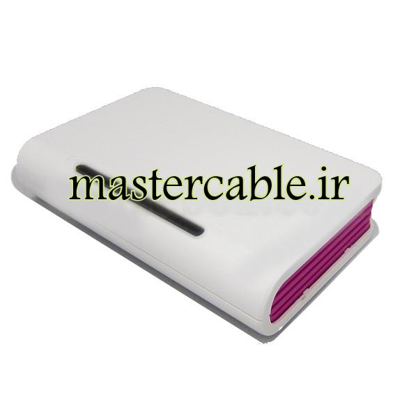 جعبه وای فای تجهیزات شبکه ABN101-P با ابعاد 30×100×160