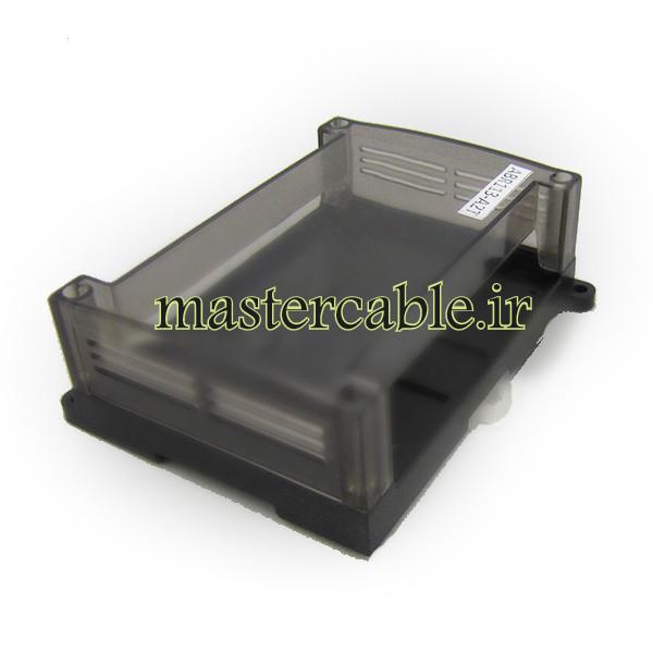 باکس شفاف برد کنترل صنعتی ریلی ABR113-A2T با ابعاد 40×90×125