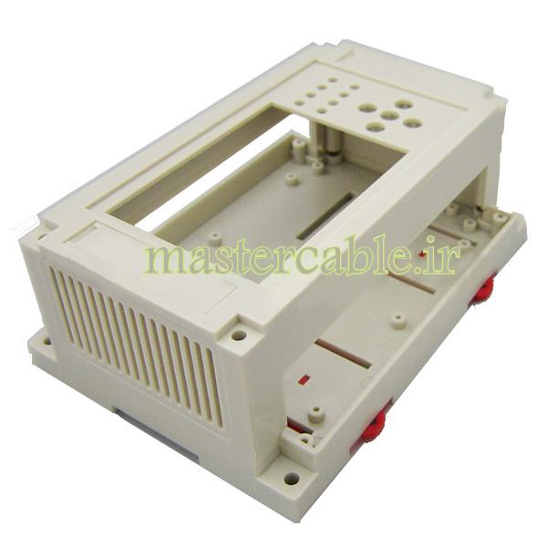 باکس پلاستیکی کنترل صنعتی ریلی ABR101-A1X با ابعاد 65×110×155