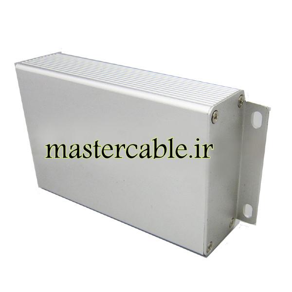 جعبه پروفیل آلیاژ آلومینیومی الکترونیکی ABL404-A1M با ابعاد 27×66×100