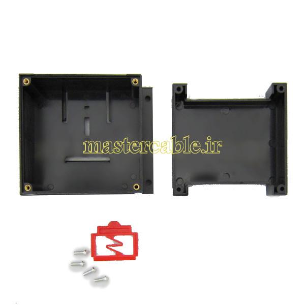 باکس پلاستیکی الکترونیکی PLC ریلی ABR103-A22 با ابعاد 72×90×115