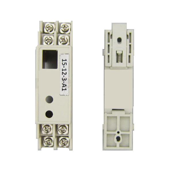 باکس الکترونیکی ترانسمیتر ریلی ماژولار Ivory 15-12-3 با ابعاد 25×41×95