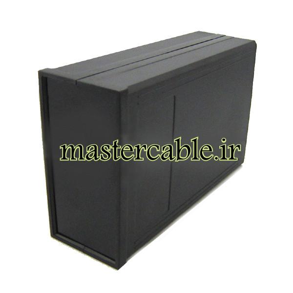 باکس پلاستیکی تجهیزات الکترونیکی رومیزی 1-15 با ابعاد 61×116×190