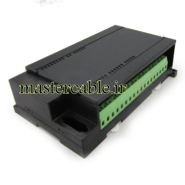 باکس کنترلر دما ریلی ماژولار ABR126-A2 با ابعاد 48×100×179
