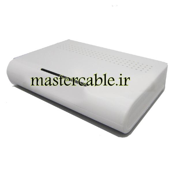 باکس الکترونیکی مخابراتی تجهیزات شبکه ABN102-A1 با ابعاد 30×100×140
