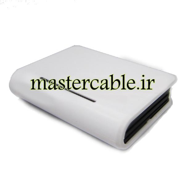 جعبه روتر/مودم تجهیزات شبکه ABN101-A1 با ابعاد 30×100×160