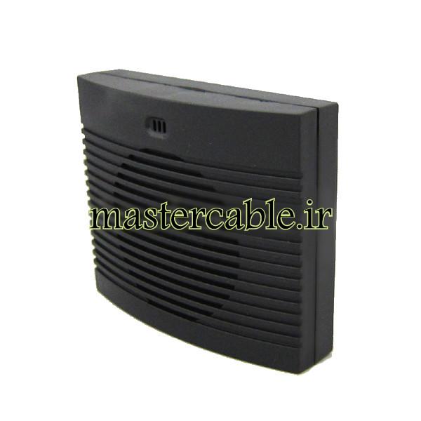 باکس پلاستیکی تجهیزات الکترونیکی رومیزی مدل ABD129-A2 با ابعاد 25×76×90