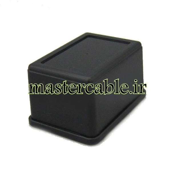 باکس پلاستیکی تجهیزات الکترونیکی رومیزی مدل ABD137-A2 با ابعاد 40×50×70