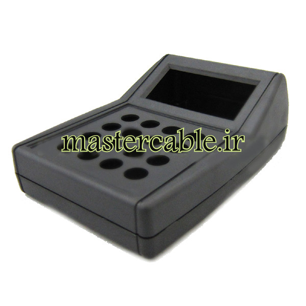 باکس کیپدی شیبدار/نمایشگردار رومیزی B302-A2 با ابعاد 54×108×151