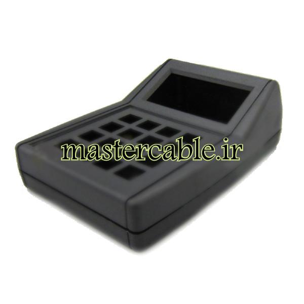 باکس کیپدی شیبدار/نمایشگردار رومیزی B301-A2 با ابعاد 54×108×151