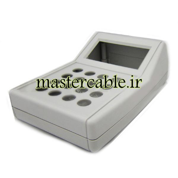 باکس کیپدی شیبدار/نمایشگردار رومیزی B302-A1 با ابعاد 54×108×151