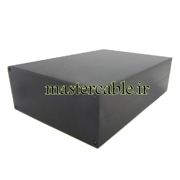 جعبه اکسترود آلومینیومی اینورتر ABL428-A2 با ابعاد 51×125×180