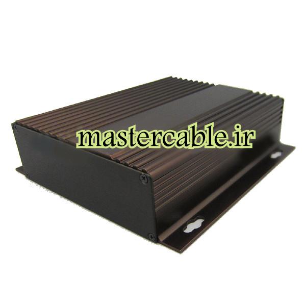 جعبه آلومینیومی منبع تغذیه ABL435-A2M با ابعاد 41×147×150