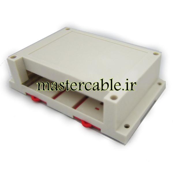باکس صنعتی تجهیزات PLC ریلی ABR104-A1 با ابعاد 40×90×145