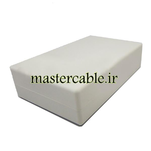 باکس پلاستیکی منبع تغذیه رومیزی مدل ABD110-A1 با ابعاد 32×80×125